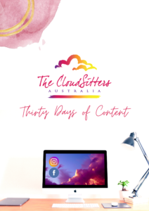 Thirty Days of Content - Free Social Media Calendar