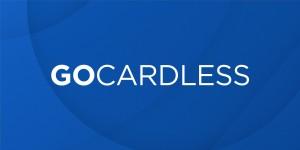 Go cardless logo - payment portal