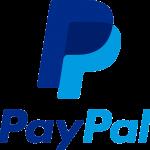 Paypal logo - payment portal