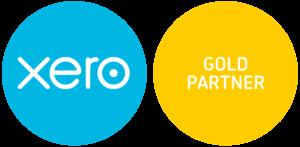 Xero gold partner logo - xero bookkeeping resources