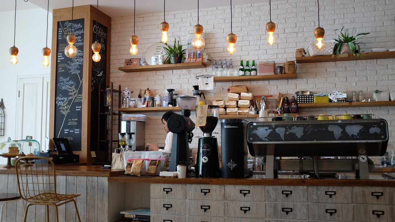 Cafe Counter - instant asset write off changes