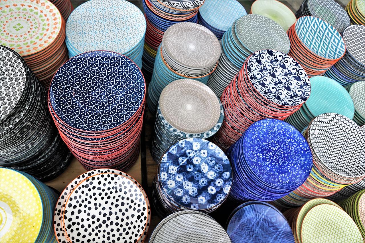 Patterned Bowls